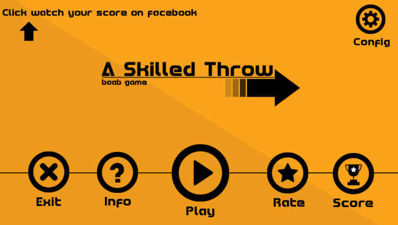A Skilled Throw