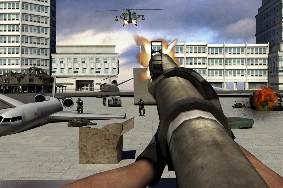 Battlefield Modern Commando
