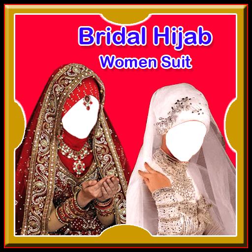 Bridal Hijab Women Suit