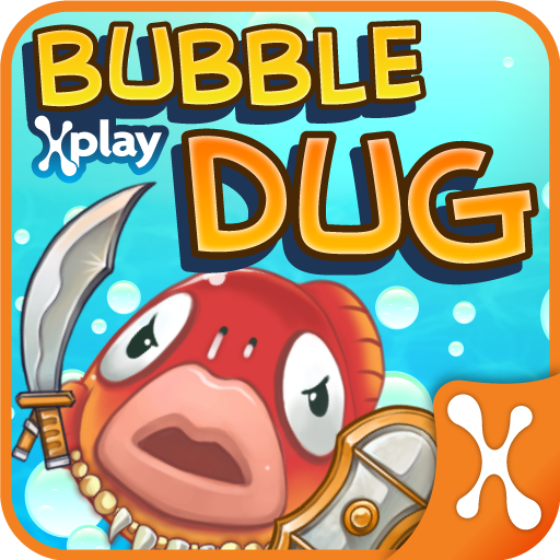 Bubble Dug - Revienta burbujas