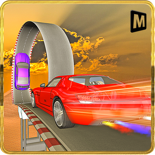 Car Race & Stunts Driver 3D