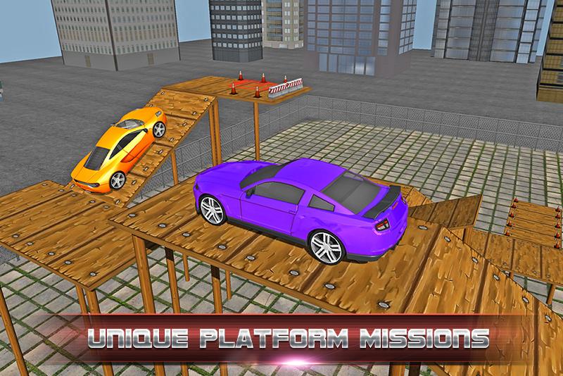 Car Race & Stunts Driver 3D