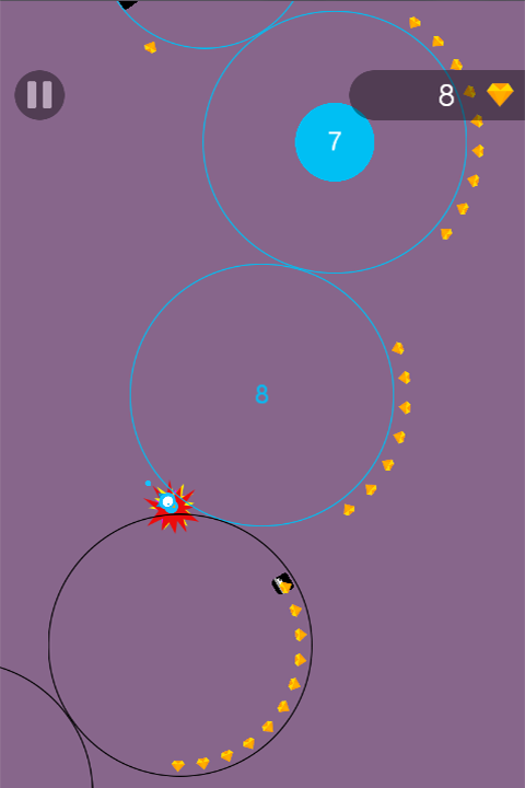 Circle Running