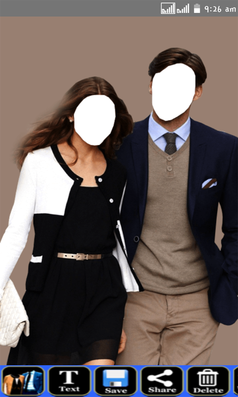 Couple Fashion Suit