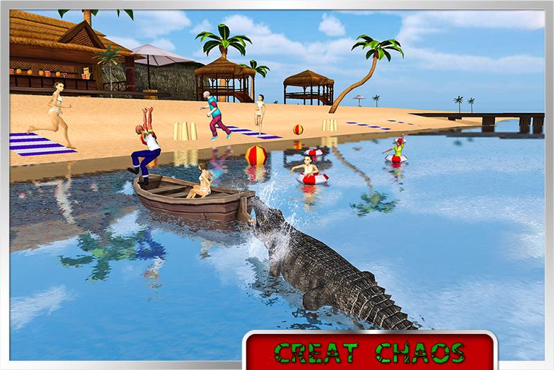 Crocodile Simulator 2016
