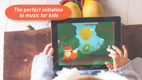 Easy Music - give kids an ear for music