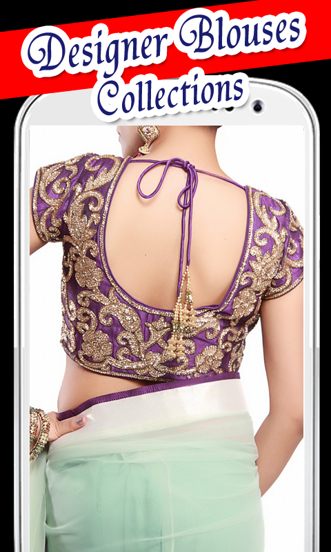 Designer Blouses Collections