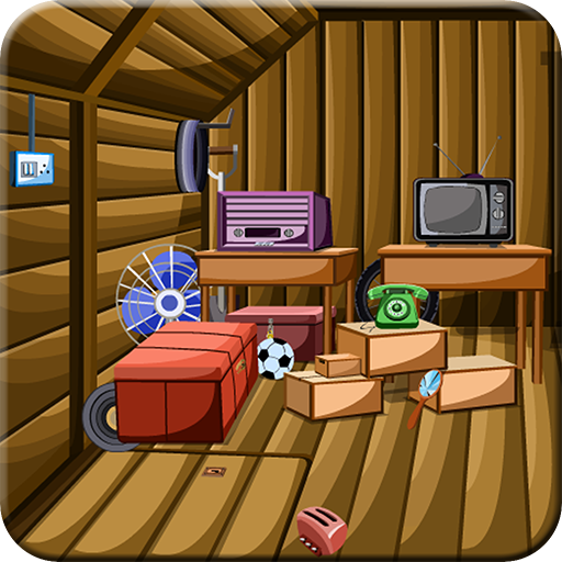 Escape Game-Attic Room