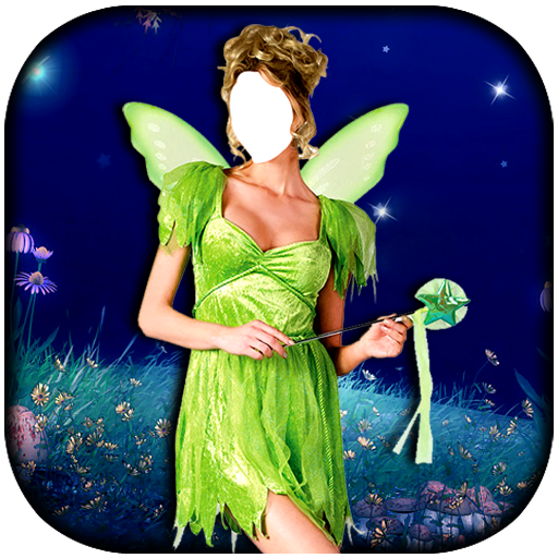 Fairy Dress Photo Suit