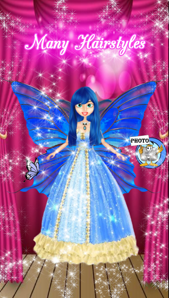 Fairy Princess Girl