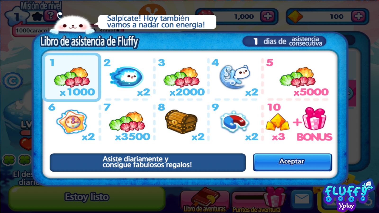 Fluffy - La foquita Kawaii