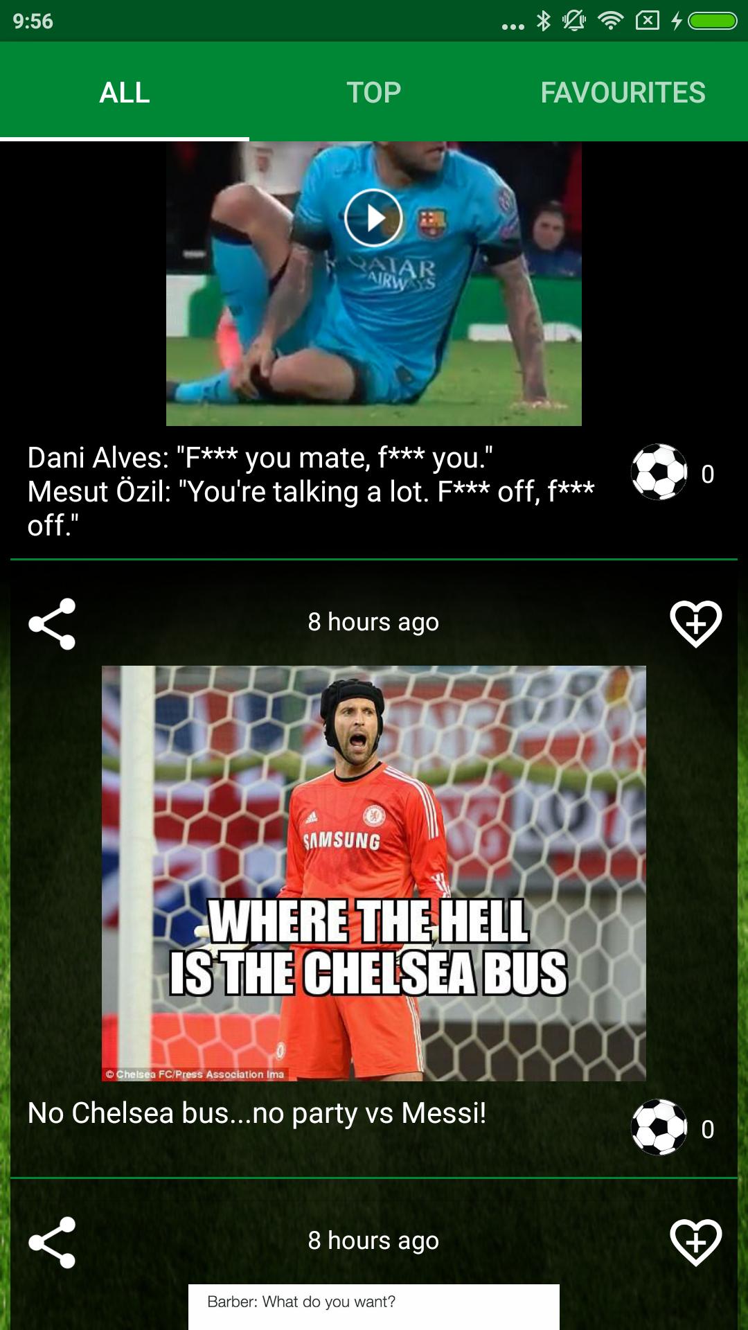 Football Mash
