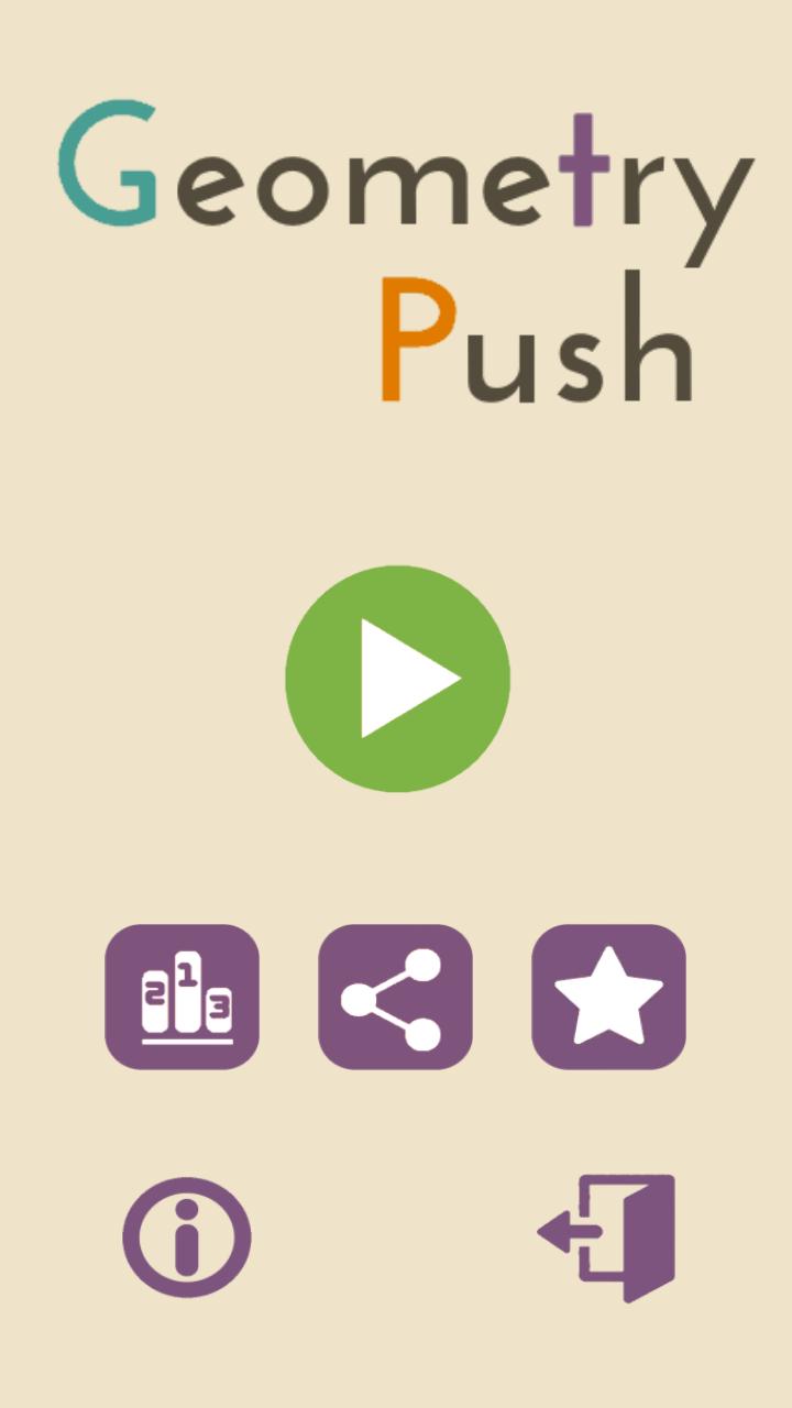 Geometry Push