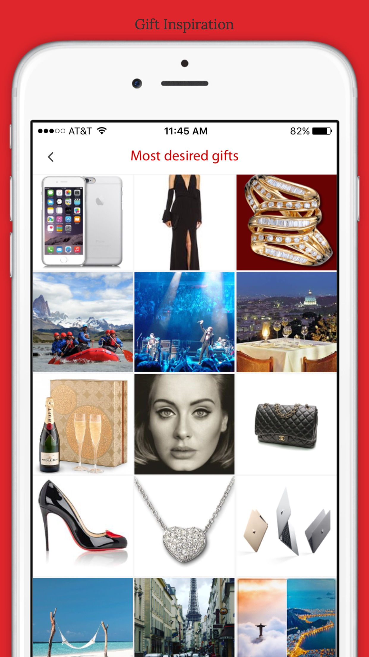 GiftBuster - Wish List & Gift Registry For Any Occasion
