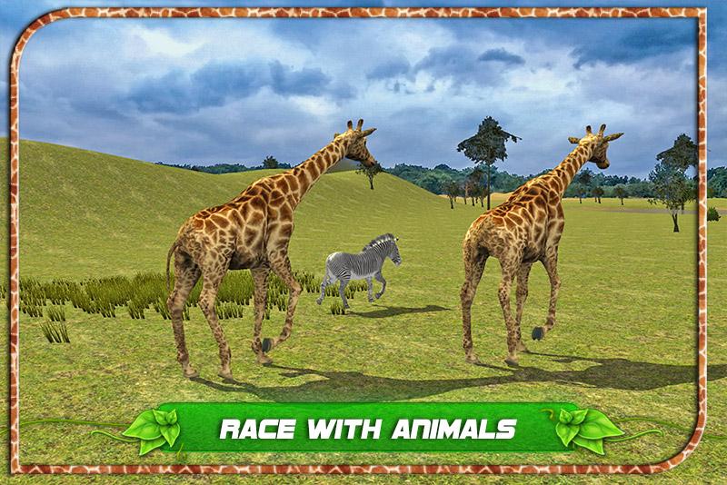 Giraffe Simulator 2016