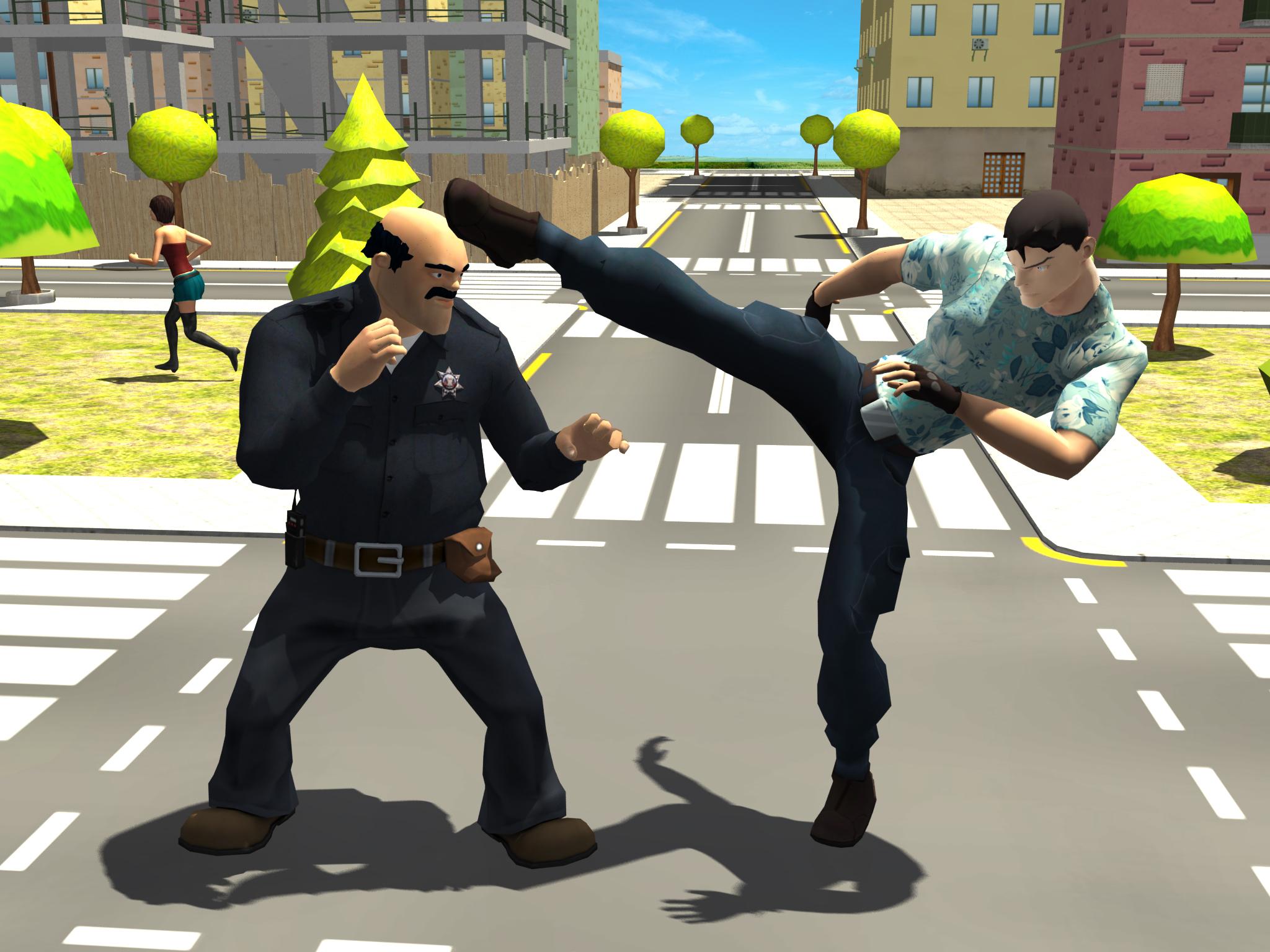 Grand city crime simulator