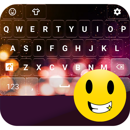 Keyboard Galaxy for Emoji