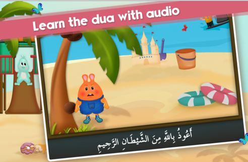 Lil Muslim 2 - Kids Dua Game