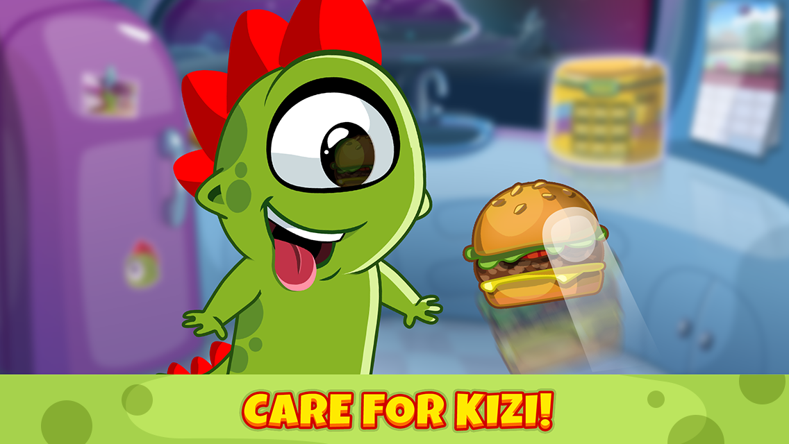 My Kizi - Virtual Pet Game