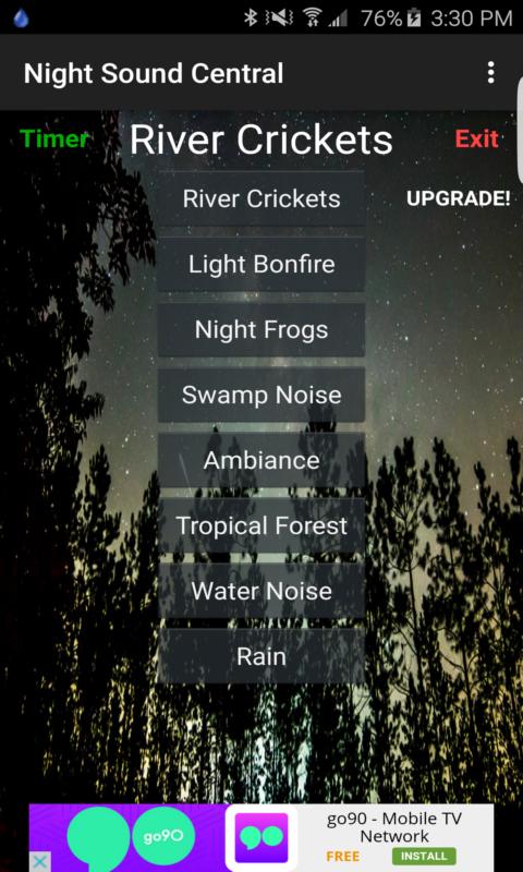 Night Sound Central