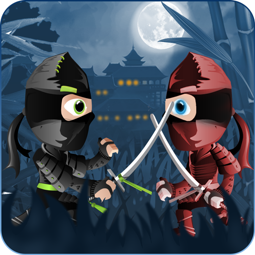 Ninja Titan-Ninja Shedow Fight