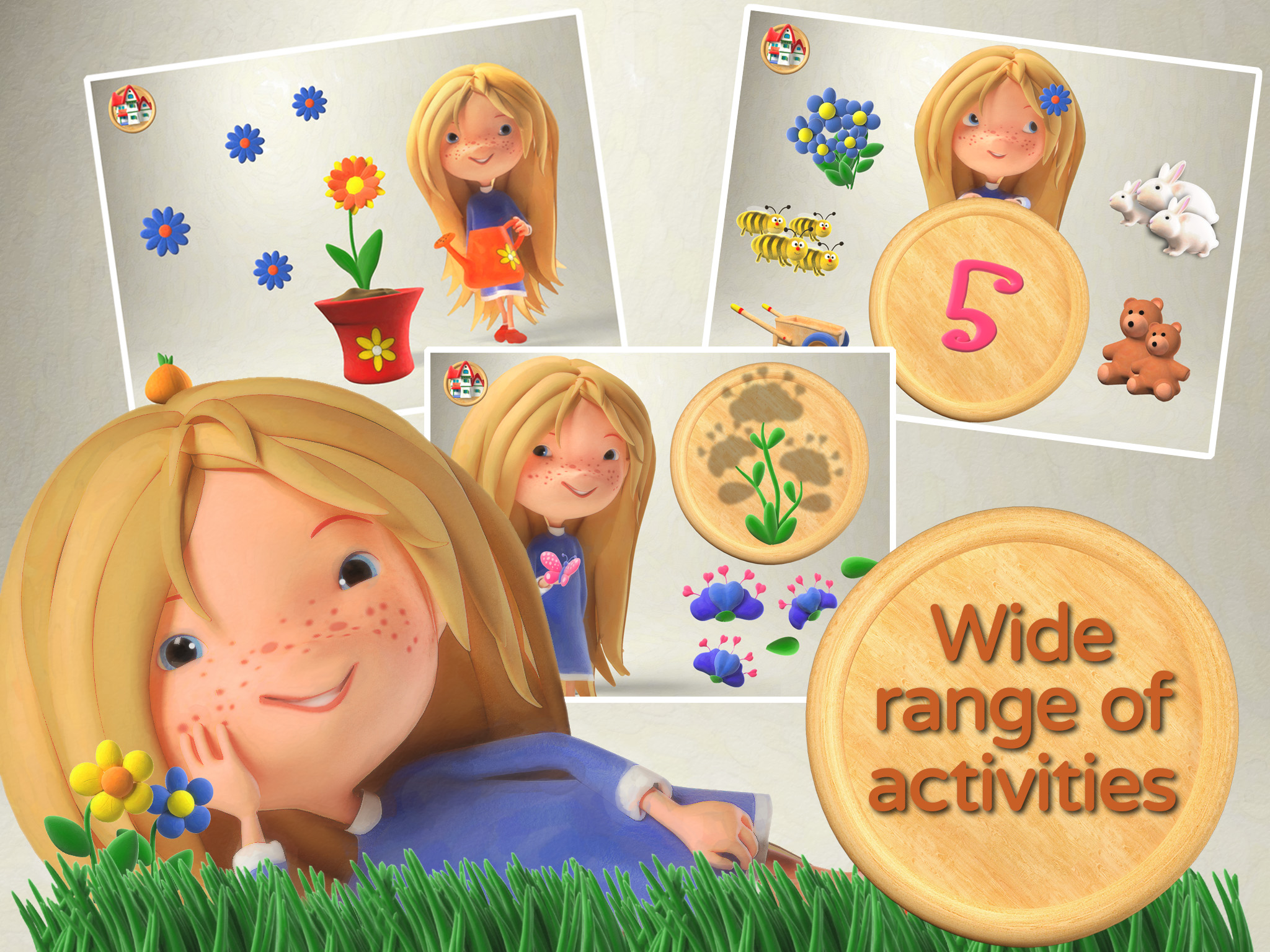 Play and Learn with Corabelle