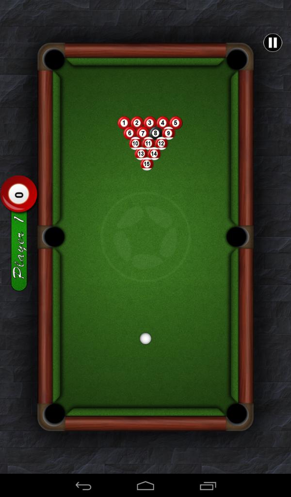 Pool Billiards Snooker