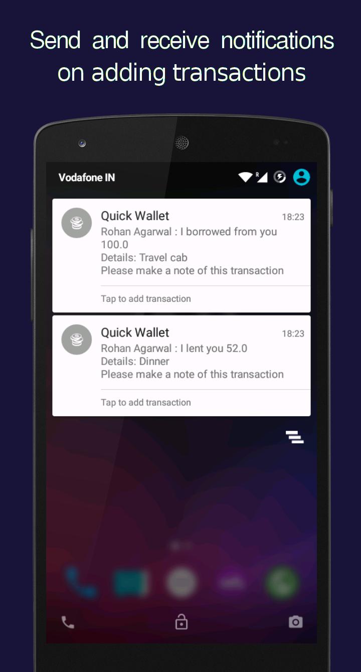 Quick Wallet