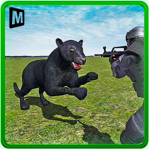 Real Panther Simulator 2016