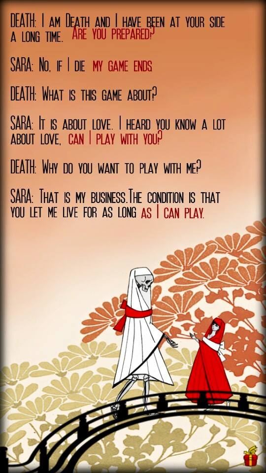 Sara And Death