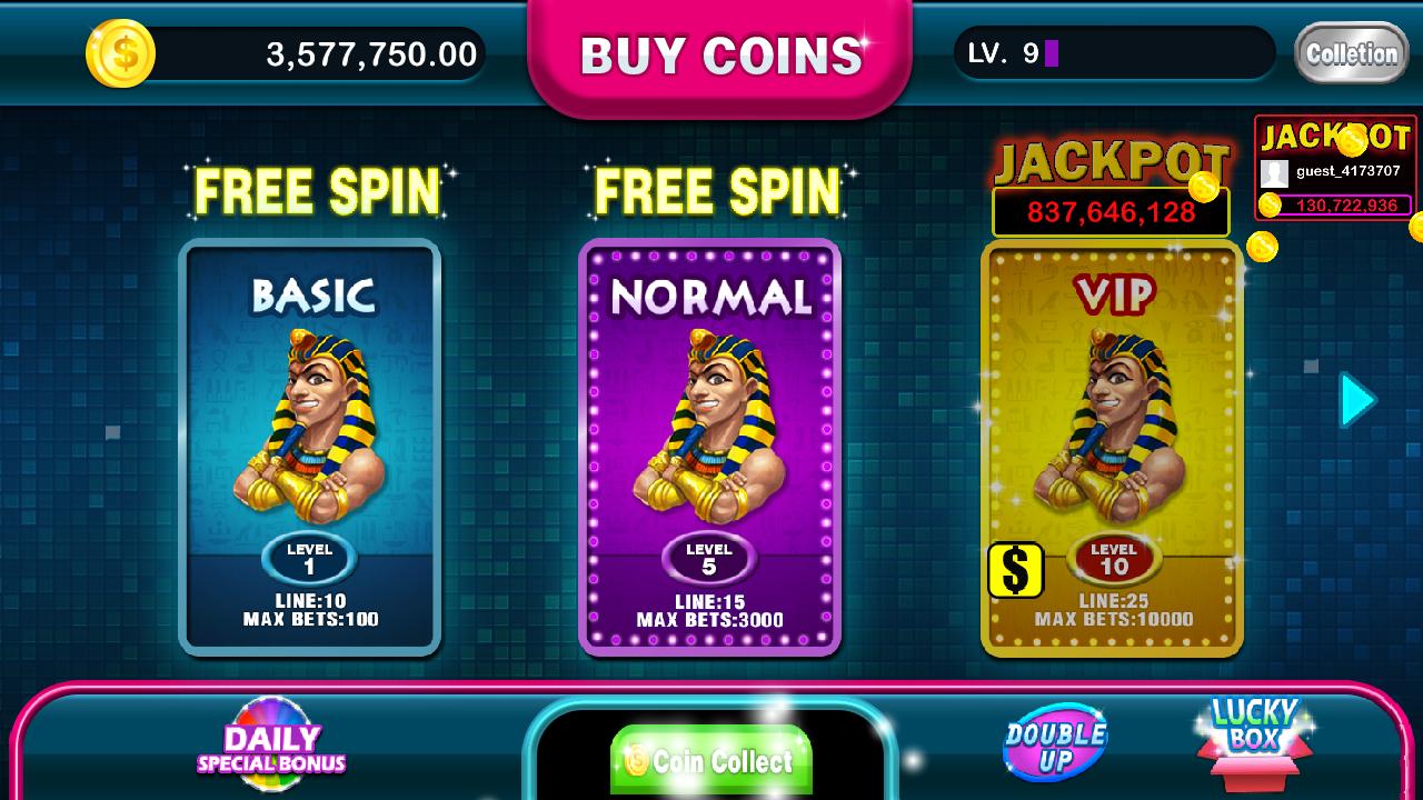 Slotoholic Casino - LasVegas