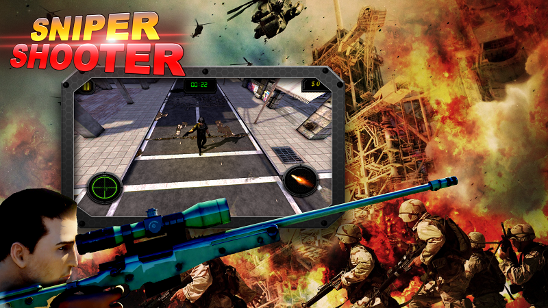 Sniper Shooter-Ultimate Shooter
