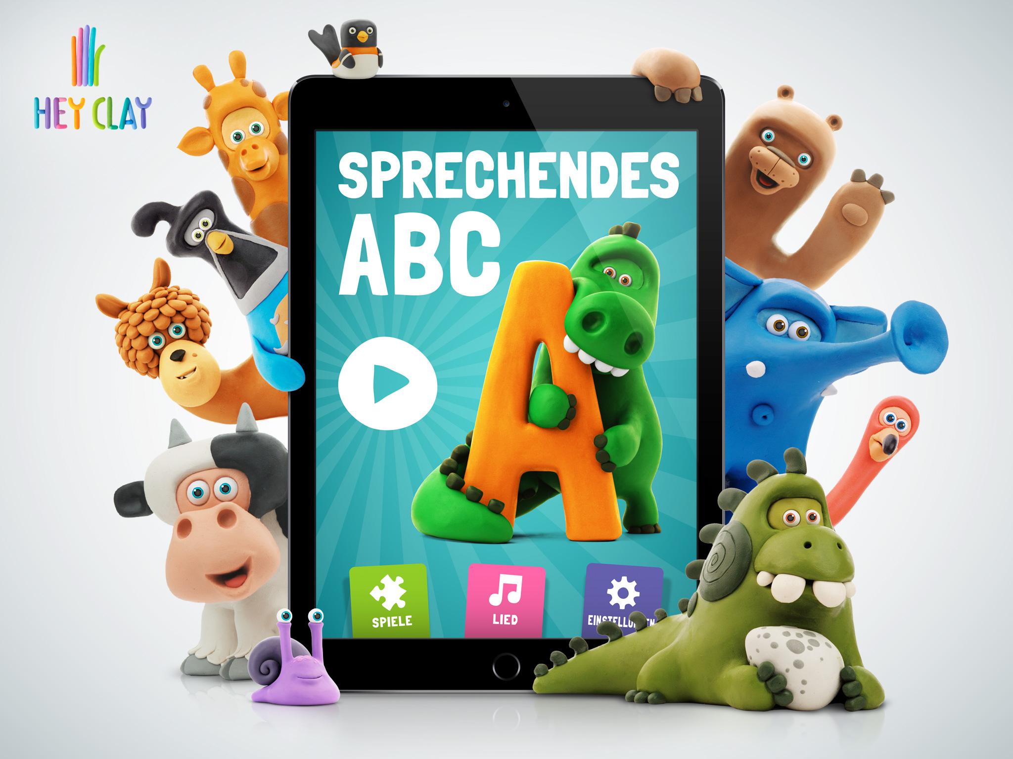 Sprechendes ABC