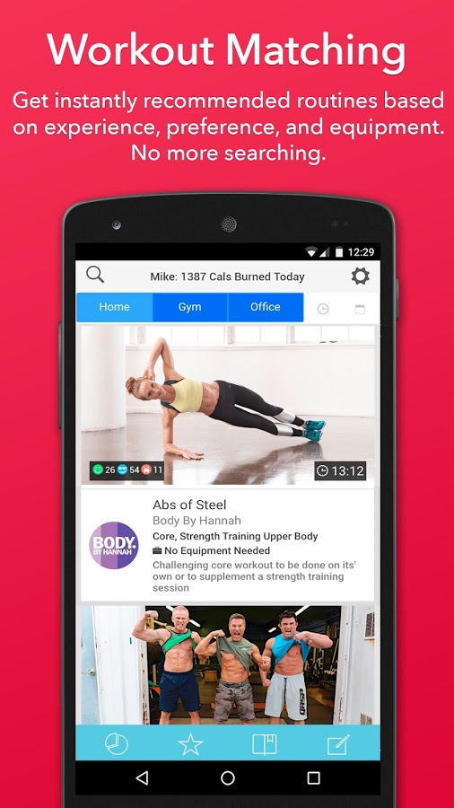 Updown Personal Workout Coach