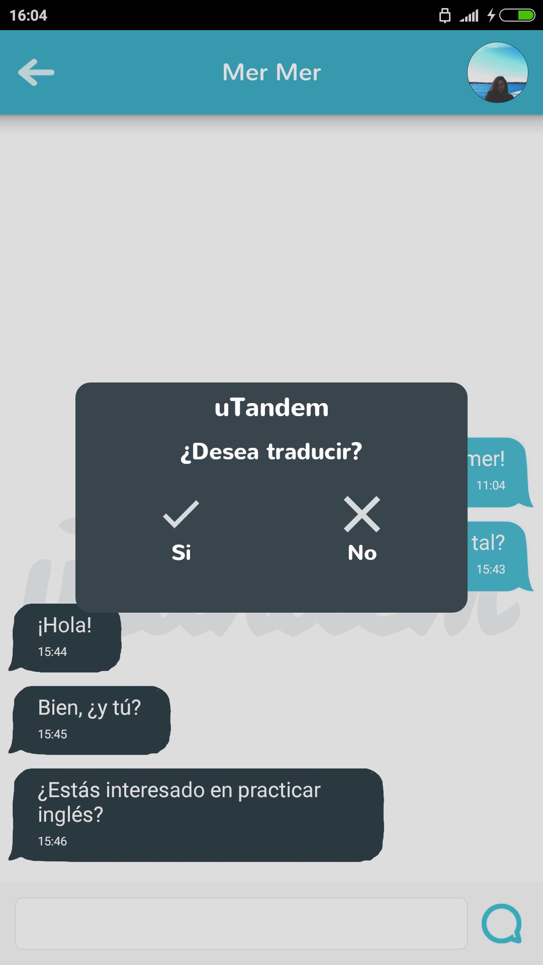 uTandem - Social Language Exchange: Tandem Groups, Schools & Cafés