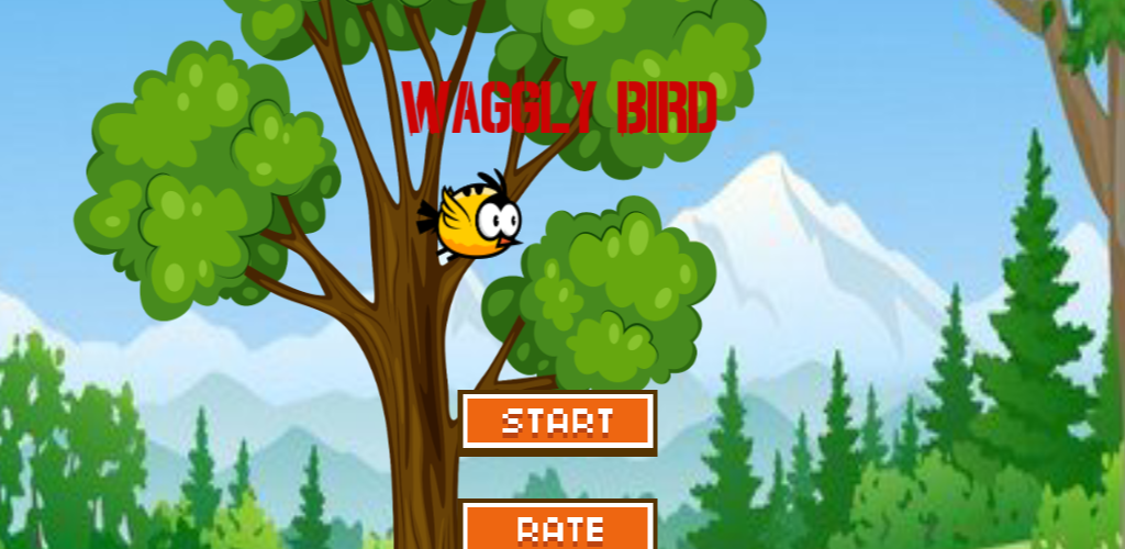 Waggly Bird