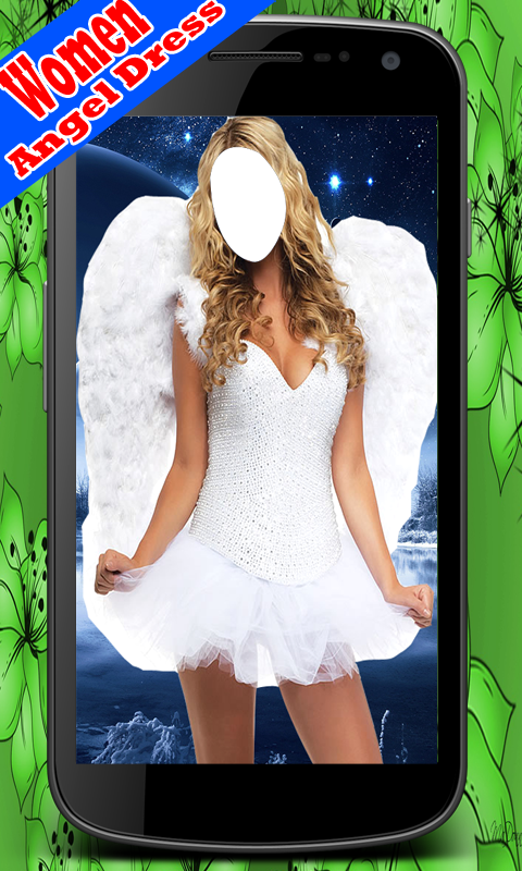 Women Angel Dress Suit