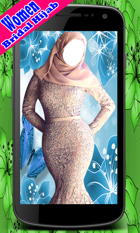 Women Bridal Hijab New