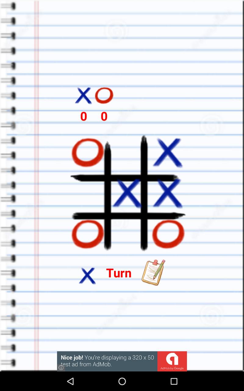 X O Challenge