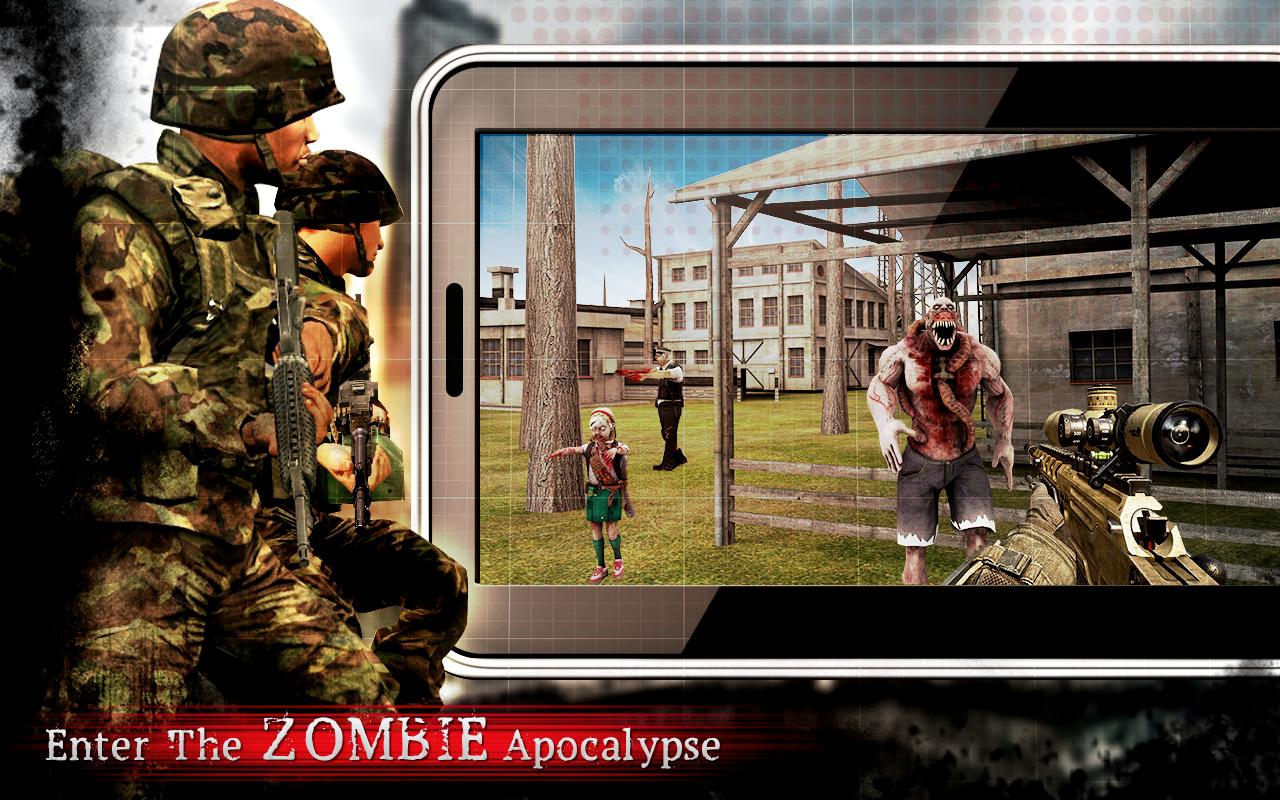 Zombie Dead: Shooter Target