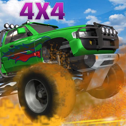 4x4 Off Road Monster Truck