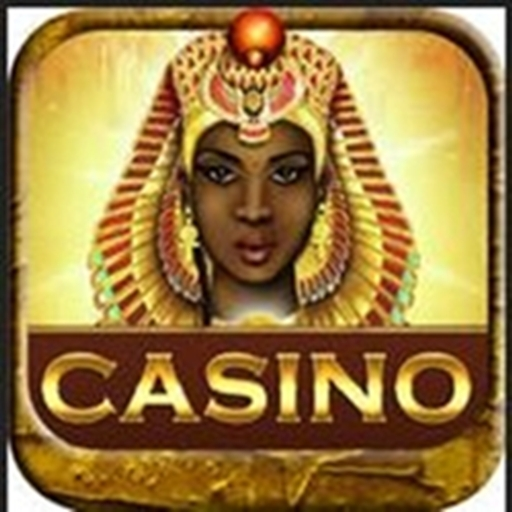 A Treasures of Egypt Way Slot Gambling Casino Jackpot Party Pokies Machine