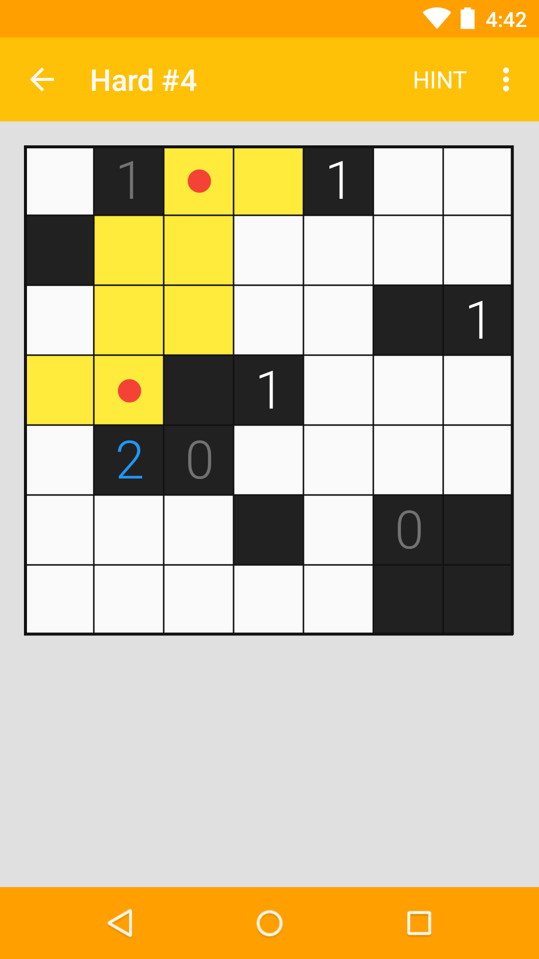 Akari Puzzle