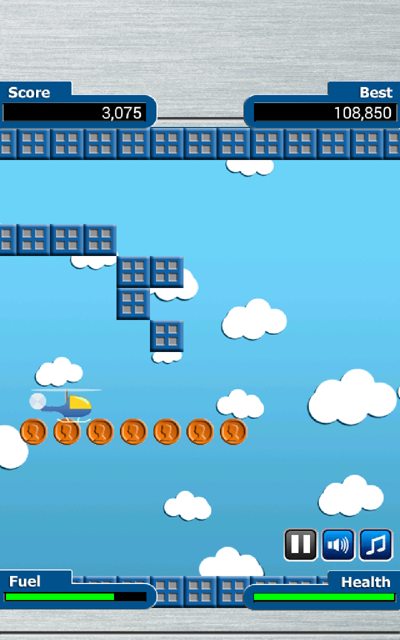 Awesome Copter Game