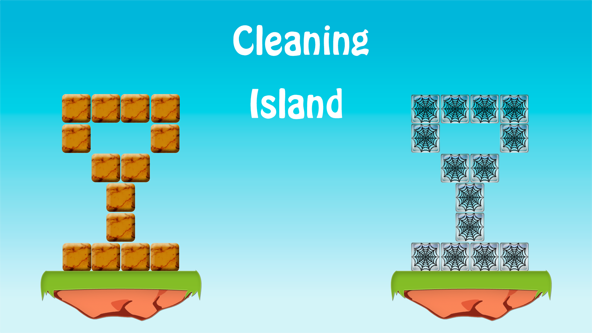 Cleaning Island