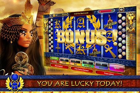Cleopatra Slot Machines Free