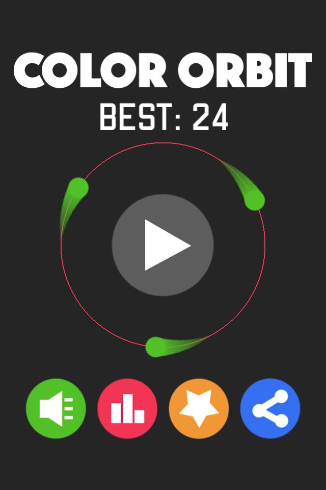 Color Orbit