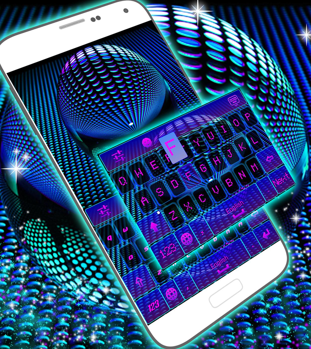 Cool Disco Lights Theme