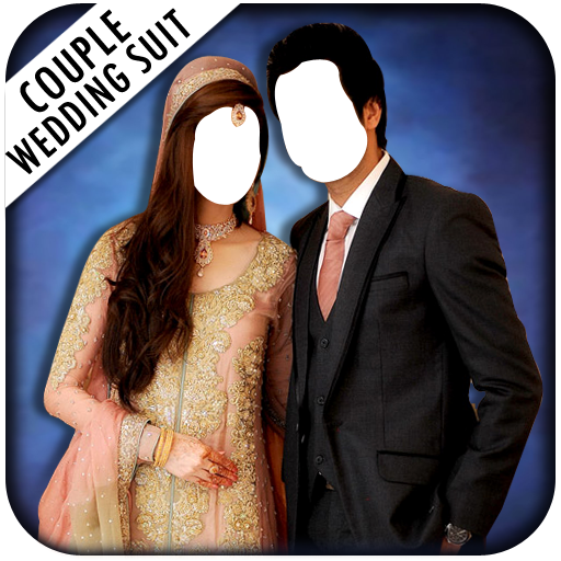 Couple Photo Wedding Suit