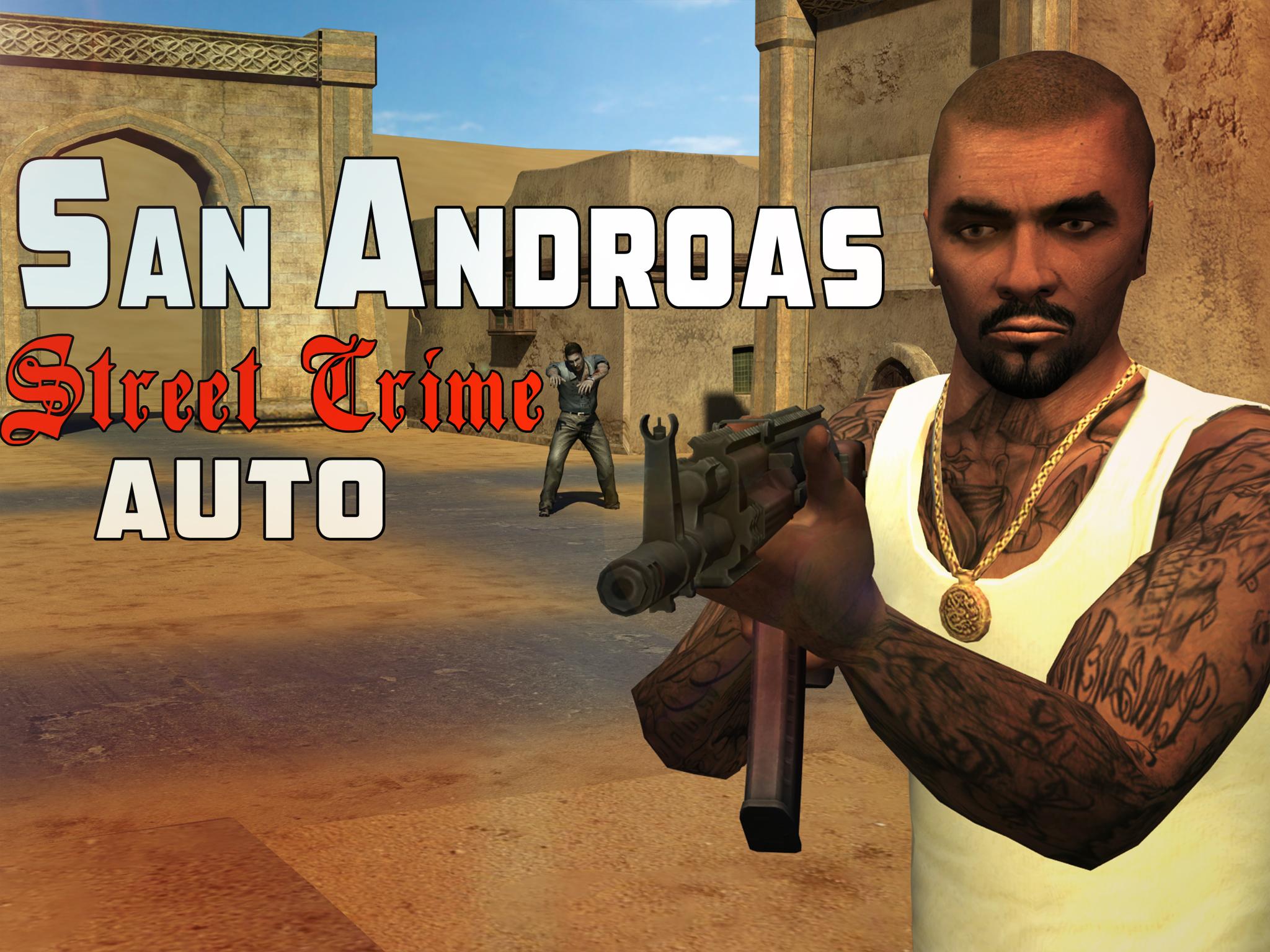San Androas Street Crime Auto